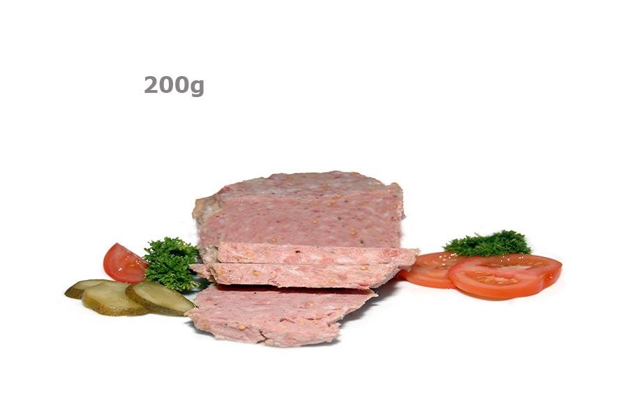 200g Bierwurst