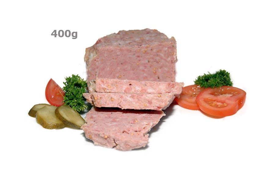 400g Bierwurst