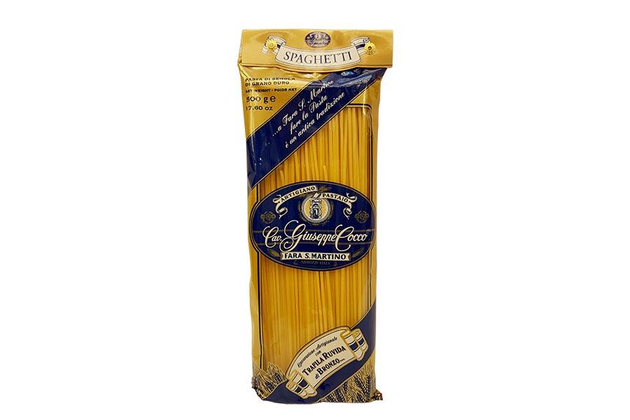 Cocco Spaghetti