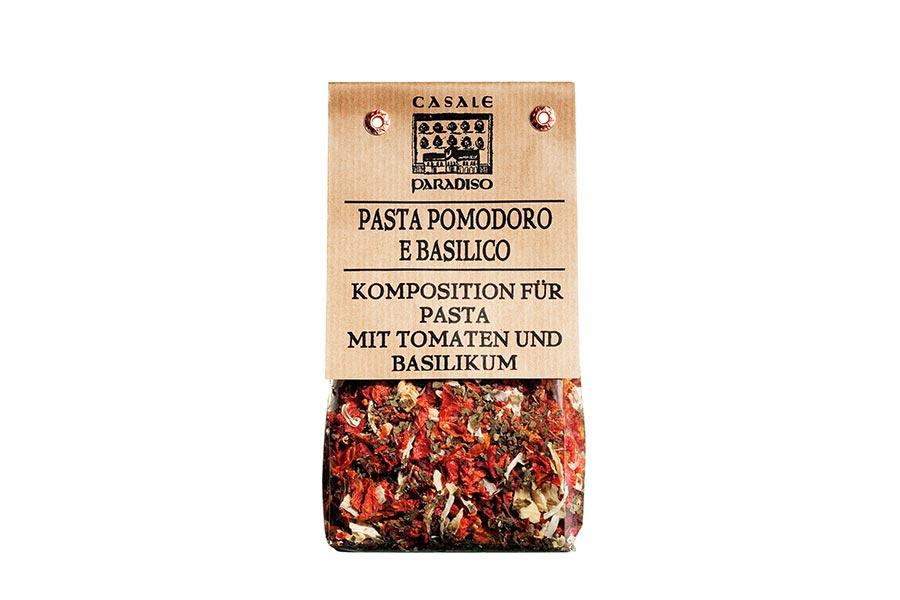 Pasta pomodoro e basilico - Gewürzmischung für Nudeln