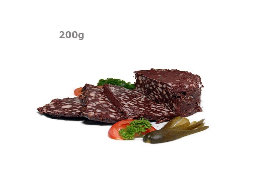 200g Pfälzer Blutwurst