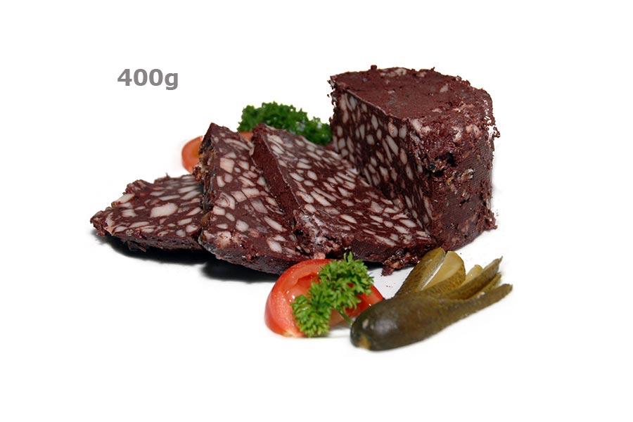 400g Pfälzer Blutwurst