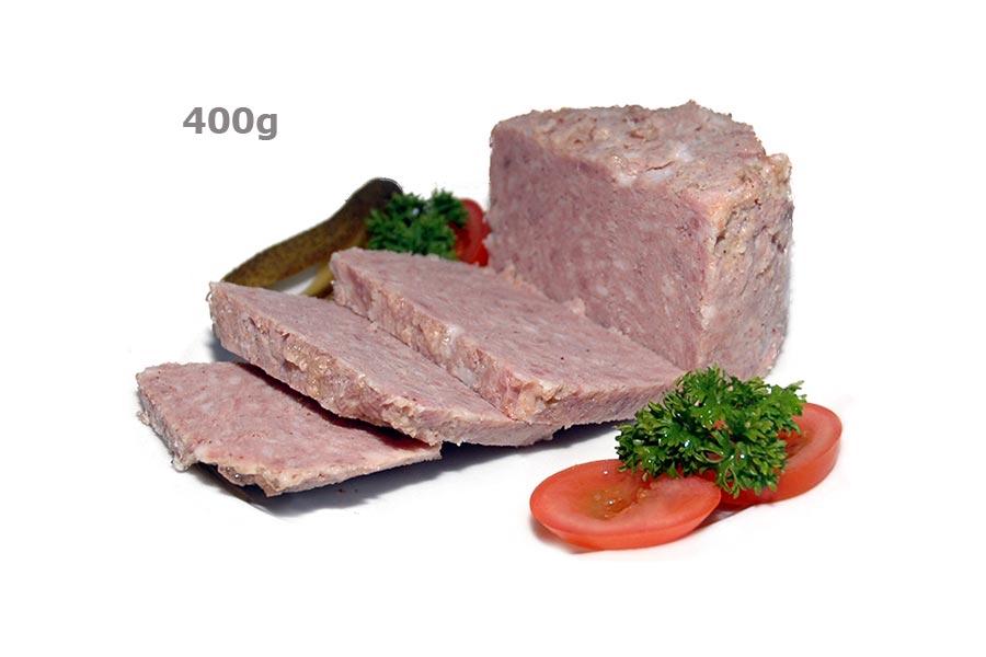 400g Pfälzer Bratwurst