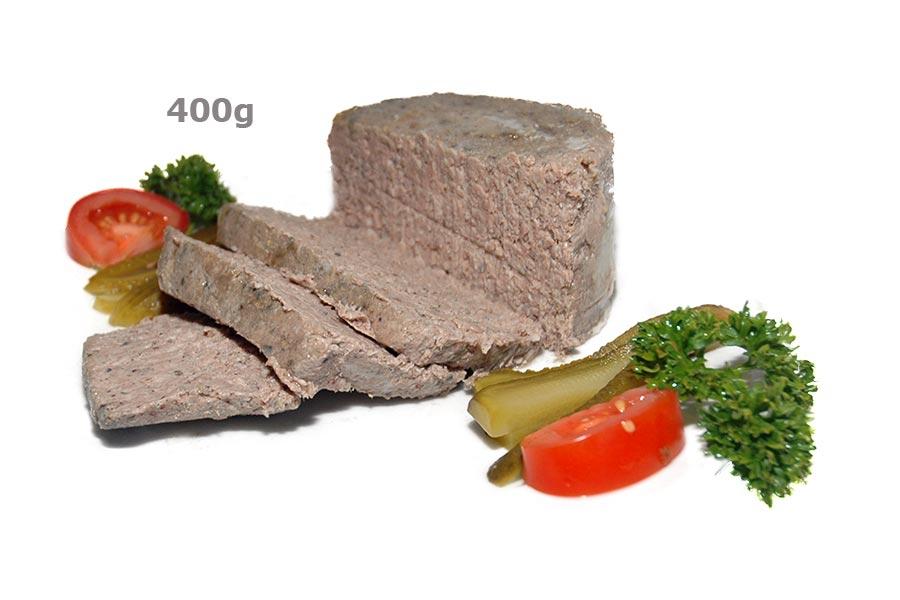 400g Pfälzer Leberwurst