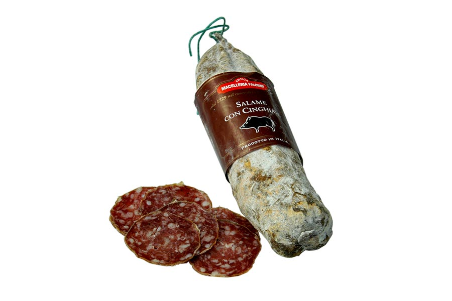 Salami con Cinghiale - Wildschweinsalami
